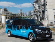 Mercedes-Benz Vans und BASF arbeiten künftig bei Mobilitätsthemen zusammen