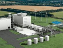 Die Prototypanlage für Batterierecycling in Schwarzheide soll mit innovativer Technologie Lithium, Nickel, Kobalt und Mangan aus ausgedienten Lithium-Ionen-Batterien und Produktionsabfällen gewinnen