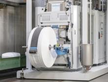 Die BEUMER Group bietet die Produktfamilie des BEUMER fillpac FFS in unterschiedlichen Leistungsklassen an