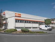 Die neue Servicezentrale von Busch in Maulburg