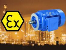 Atex- und IECEx-zertifizierte Antriebslösungen für explosionsgefährdete Bereiche