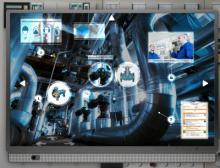 """Mit """"Active Training 4.0"""" kann sich ein Mitarbeiter in komplexe Verfahrensschritte einarbeiten"""