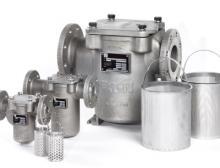DGRL-konforme Simplex-Siebkorbfilter Modell 72X für Rohrleitungsbauten von Eaton
