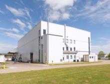 Evonik-Standort in Geesthacht: Der neue Mehrzweckreaktor ermöglicht flexiblere Produktion von kundenspezifischen Spezialanwendungen