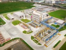Evoniks neue Anlage für Spezialsilikone in Schanghai