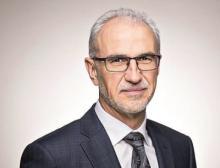 Dr. Harald Schwager, stellvertretender Vorsitzender des Vorstandes bei Evonik Industries