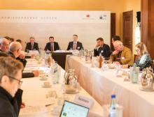 Herbstpressekonferenz der Chemieverbände Hessen am 24. November 2016 in Frankfurt