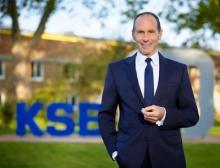 Dr. Stephan Timmermann, Geschäftsführender Direktor der KSB Management SE und Sprecher der Geschäftsleitung