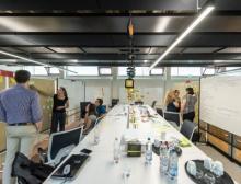 Das Business Innovation Lab von KSB befindet sich in Ludwigshafen / Rhein