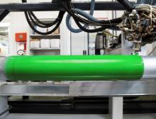 Lanxess hat unter dem Namen Adiprene Green eine neue MDI-Polyether-Präpolymer-Reihe entwickelt