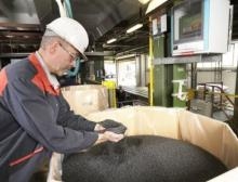 Lanxess produziert am Standort Krefeld-Uerdingen Hightech-Kunststoffe