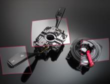 Lenkstockschalter-Modul für BMW von Valeo