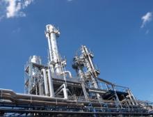 Zwei neue Destillationskolonnen bei Richard Geiss
