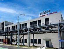Das neue Asia Technology Center von Röhm ist mit modernen anwendungstechnischen Entwicklungslaboren für innovative Anwendungen ausgestattet