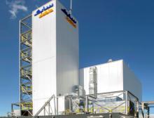 Die neue PP-Pilotanlage von Sabic in Geleen (Niederlande)