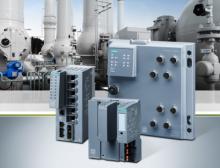 Neue Varianten von Industrial Ethernet Switches von Siemens