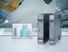Eine neue Produktfamilie Thermistor-Motorschutzrelais bringt Siemens auf den Markt