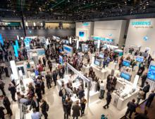 Siemens auf der SPS IPC Drives 2017