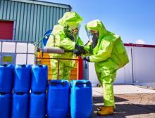 Chemikalienschutzanzug Tychem TK von Dupont