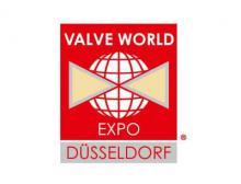 Logo der Valve World Expo 2018