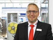 Volker Bluhm, Bluhm Systeme, Achema 2018