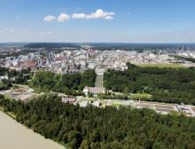 Stammwerk der Wacker Chemie AG in Burghausen