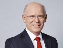 Wacker Vorstandsvorsitzender Dr. Rudolf Staudigl