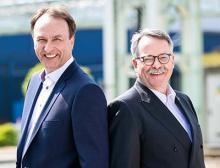 Ralf Müller und Clemens Mittelviefhaus leiten die Geschäfte von Yncoris