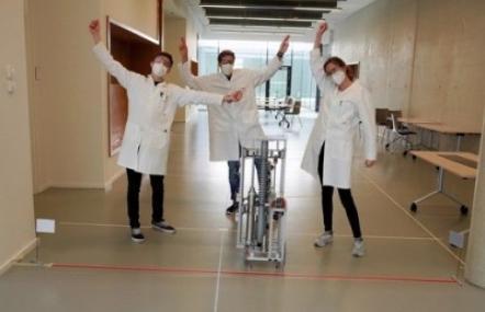 Der VDI-Chemcar-Pokal 2021 geht an die RWTH Aachen