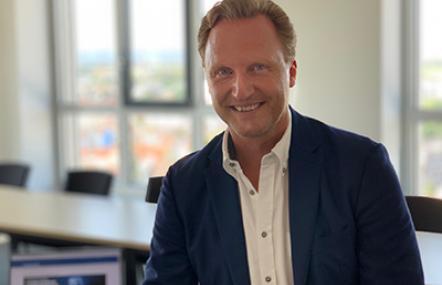 André Vennemann, Direktor Industrie bei Grundfos